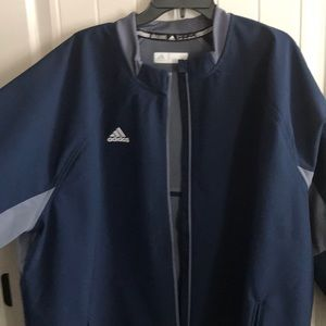 Adidas men's team bomber jacket